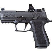 "SIG P320 9MM 3.6"" XRAY NIGHT SIGHT 15-SH BLACK POLYMER"