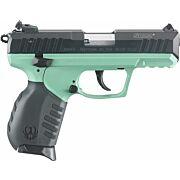 RUGER SR22PB TURQUOISE CERAKOTE .22LR 10-SHOT (TALO)