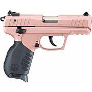 """RUGER SR22PB .22LR 3.5"""" AS 10-SHOT ROSE GOLD (TALO)"""