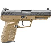 "FN FIVE-SEVEN 5.7X28MM 4.8"" AS 2-10RD FDE"