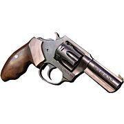 """CHARTER ARMS THE PROFESSIONAL .32 H&R MAG 3"""" BLACK/WALNUT"""