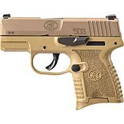 "FN 503 9MM LUGER 3.1"" 1-6RD 1-8RD FDE/FDE"