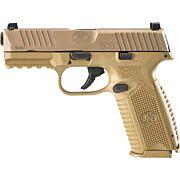 FN 509 9MM LUGER 2-10RD FDE FRAME/FDE SLIDE