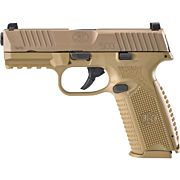 FN 509 MIDSIZE MRD 9MM LUGER 15-SHOT FDE