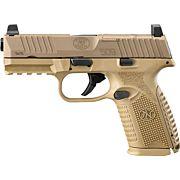 FN 509 MIDSIZE MRD 9MM LUGER 2-10RD FDE