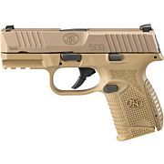 FN 509 COMPACT 9MM LUGER 2-10RD FDE