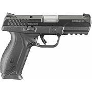 RUGER AMERICAN 9MM LUGER FS 17-SHOT BLACK MATTE SYN