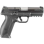 RUGER AMERICAN 9MM LUGER FS 10-SHOT BLACK MATTE SYN