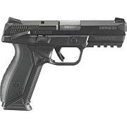 RUGER AMERICAN 9MM LUGER FS 10-SHOT BLK MAT W/SAFETY