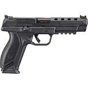 RUGER AMERICAN COMPETITION 9MM ADJ 17-SH MATTE SYN