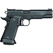 "REM 1911R1 LIMITED .45ACP 5"" AS 16-SHOT BLACKENED S/S G10"