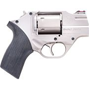"CHIAPPA RHINO 200DS .357MAG 2"" FS CHROME/RUBBER W/HOLSTER"