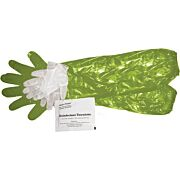 HME GAME CLEANING GLOVE COMBO SHOULDER & WRIST W/TOWLETTE 4P