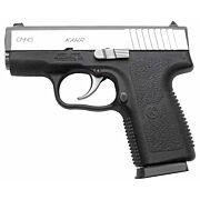 KAHR ARMS CM45 .45ACP FS MATTE S/S BLACK POLYMER