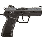 "SAR USA CM9 PISTOL 9MM 3.8"" BBL 17RD MAG STAINLESS"