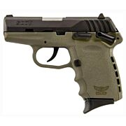 SCCY CPX1-CB PISTOL DAO 9MM 10RD BLACK/FDE MANUAL SAFETY