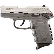 SCCY CPX1-TT PISTOL DAO 9MM 10RD SS/SNIPER GRAY SAFETY