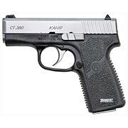 KAHR ARMS CT380 .380ACP FS MATTE S/S BLACK POLYMER