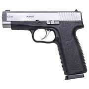 KAHR ARMS CT45 .45ACP FS MATTE S/S SLIDE POLYMER FRAME