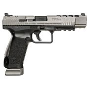 CI TP9SFX 9MM PISTOL FS 2-20RD MAGS TUNGSTEN/BLACK POLYMER