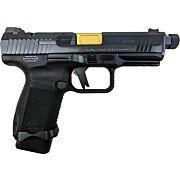 CI CANIK TP9 ELITE COMBAT EXC. 9MM 1-18RD MAG BLACK POLYMER