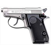 """BERETTA 21 .22LR 2.4"""" FS 7-SHOT INOX BLACK POLYMER"""