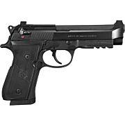 """BERETTA 92X FS 9MM W/RAIL 10-SHOT 4.7"""" BBL W/3 MAGS"""