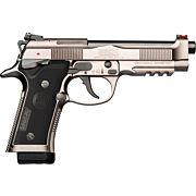 """BERETTA 92X PERFORMANCE 9MM TS W/RAIL ALLOY 10-SHOT 4.9"""" BBL"""