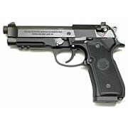 "BERETTA 96A1 .40SW 4.9"" FS 12-SHOT BLUED MATTE BLACK POLY"