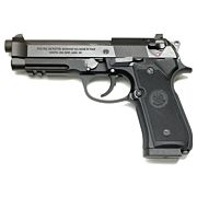 "BERETTA 96A1 .40SW 4.9"" FS 10-SHOT BLUED MATTE BLACK POLY"