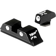 TRIJICON NIGHT SIGHT SET GLOCK 3 DOT GREEN GLOCK 17