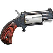 "NA MINI-REVOLVER ""PUG"" .22WMR 1"" XS SGTS CASE COLOR THE DUDE"