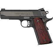 COLT LW COMMANDER .45ACP 8-SHOT BLUED G10 GRIPS