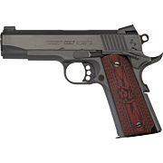 COLT COMBAT COMMANDER .45ACP FS 8-SHOT BLUED G10 GRIPS