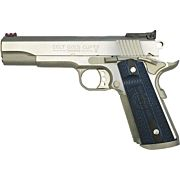 COLT GOLD CUP STAINLESS .38 SUPER AS 9-SHOT G10