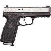 "KAHR ARMS SW9 9MM FS 4"" BBL MATTE S/S BLACK POLY W/RAIL"