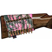 GROVTEC RIFLE SHELL HOLDER FOR BUTTSTOCK TRUE TIMBER PINK