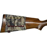 GROVTEC SHOTGUN SHELL HOLDER BUTTSTOCK SLEEVE TRUE TIMBER