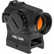 HOLOSUN GOLD/RED DOT 2MOA SLR NV COMPATIBLE W/ MOUNT