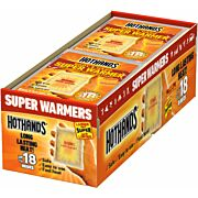 HOTHANDS BODY & HAND SUPER WARMER 40 PACK 18 HOUR