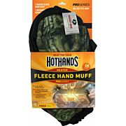HOTHANDS HEATED HAND MUFF MOSSY OAK BREAK UP W/FREE WRMR