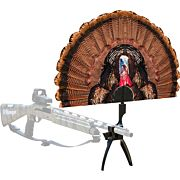 MOJO TAIL CHASER MAX TURKEY FAN CLAMP ON FOR 10GA-20GA BBL