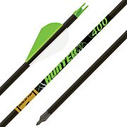 "GOLD TIP ARROW HUNTER XT 400 2"" RAPTOR VANES 1/2DOZ"