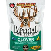 WHITETAIL INSTITUTE IMPERIAL CLOVER 1/2 ACRE 4LB SPRNG/FALL