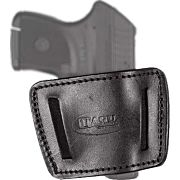 TAGUA IWB HOLSTER SMALL BLACK RUGER LCP, MOST .380'S BLACK