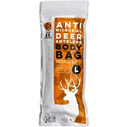 "KOOLA BUCK ANTI-MICROBIAL DEER /ANTELOPE BODY BAG 12""X72"""
