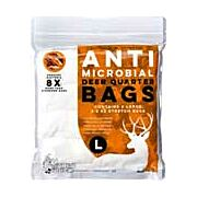 KOOLA BUCK ANTI-MICROBIAL DEER QUARTER BAG 4-PACK