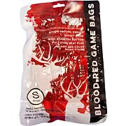 KOOLA BUCK ANTI-MICROBIAL GAME BAG BLOOD RED SMALL SINGLE BAG