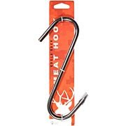 "KOOLA BUCK SINGLE PACK MEAT S- HOOK 8"" STAINLESS STEEL"