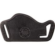 BULLDOG LAY FLAT BELT SLIDE HO LARGE FRAME AUTOS BLACK